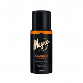 Desodorante en spray Classic original Magno 150 ml.
