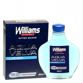After shave loción Williams 200 ml.