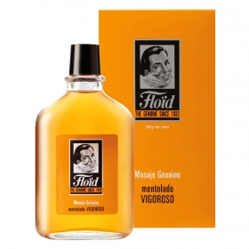 After shave mentolado vigoroso Floïd 150 ml.