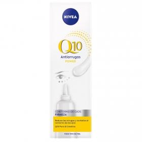 Contorno de ojos Antiarrugas Nivea Q10 15 ml.
