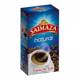 Café molido natural Saimaza 250 g.