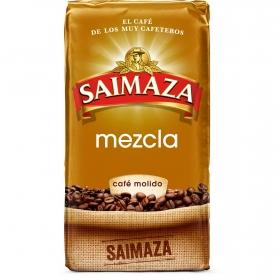 Café molido mezcla Saimaza 250 g.
