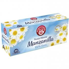 Manzanilla en bolitas Pompadour 25 ud.