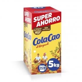 Cacao soluble Cola Cao 5,7 kg.