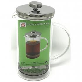 Cafetera Embolo Irene 1000 ml - Transparente