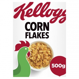 Cereales de maíz Corn Flakes Kellogg's 500 g.