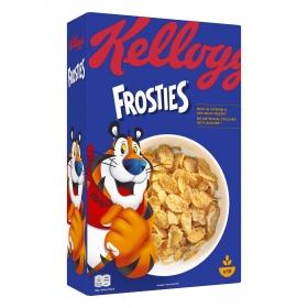 Cereales de maíz tostados y azucarados Frosties Kellogg's 450 g.