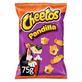 Pandilla sabor queso Cheetos 75 g.