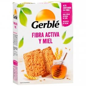 Galletas con fibra y miel Gerblé 400 g.