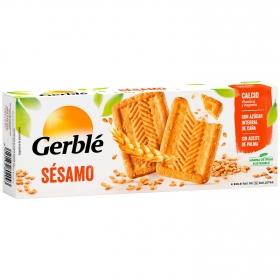 Galletas con sésamo Gerblé 230 g.