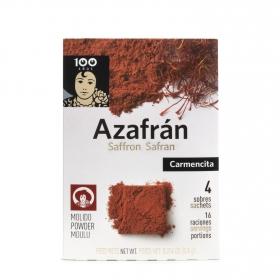 Azafrán molido Carmencita 0,375 g