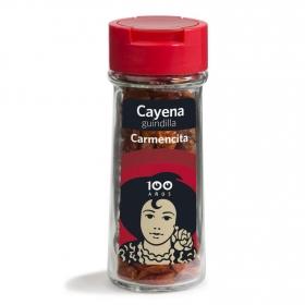 Cayena guindillas Carmencita 16 g.