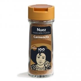 Nuez moscada molida Carmencita 50 g.