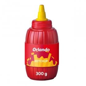 Kétchup Orlando envase 300 g.