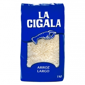 Arroz largo La Cigala 1 kg.