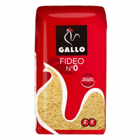 Fideo nº0 Gallo 500 g.