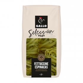 Fettuccine de espinacas Gallo 500 g.
