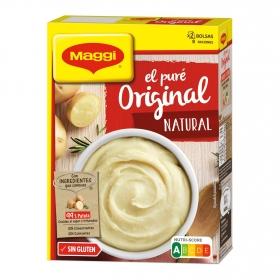 Puré de patatas Maggi sin gluten 230 g.