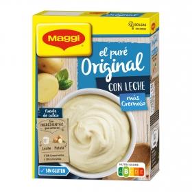 Puré de patatas con leche Maggi sin gluten 230 g.