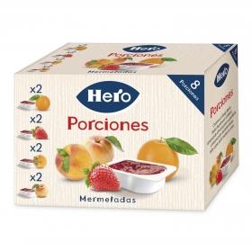 Surtido de confituras categoría extra Hero 200 g.