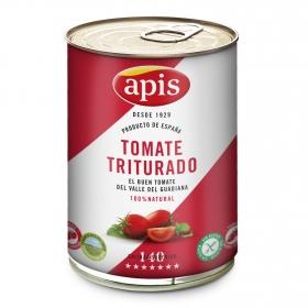 Tomate natural triturado Apis 810 g.