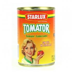 Tomate triturado y tamizado Tomator Starlux 410 g.