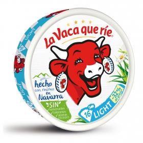 Queso en porciones light La Vaca que ríe 250 g.