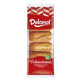 Magdalenas Valenciana DulceSol 350 g.