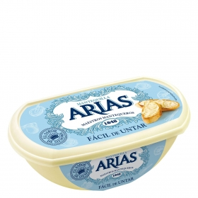 Mantequilla fácil de untar Arias 235 g.
