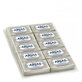 Mantequilla tradicional Arias pack de 10 porciones de 11,5 g.