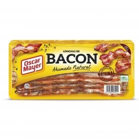 Bacon en lonchas Oscar Mayer 150 g.