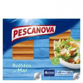 Rollitos de mar Pescanova 450 g.