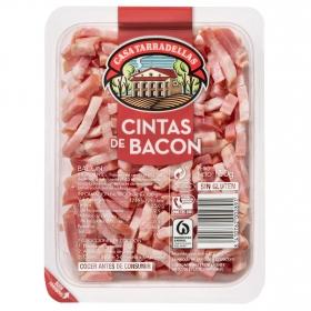 Cintas de Bacon Casa Tarradellas 150 g.