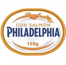 Queso de untar con salmón Philadelphia 150 g.