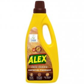 Cera barniz para parquet y tarima Alex 750 ml.