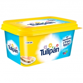 Margarina con sal Tulipan 500 g.