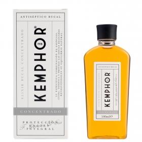 Enjuague bucal concentrado Kemphor 100 ml.