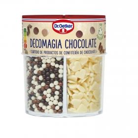 Decomagia de chocolate Dr. Oetker 70 g.