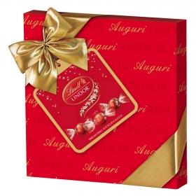 Bombones de chocolate con leche Lindt Lindor 287 g.