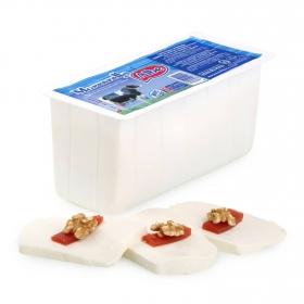 Queso barra Mozarella premium Lacteas del Jarama al corte 250 g aprox