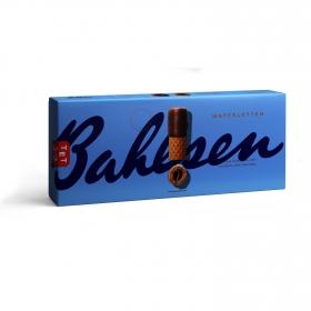 Galletas con chocolate y leche Waffeletten Bahlsen 100 g.