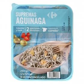 Supremas de Aguinaga Carrefour 250 g.