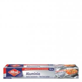 Papel de aluminio Albal 30 metros.