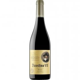 Vino D.O. Rioja tinto Faustino VII 75 cl.
