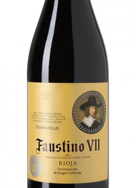 Faustino Vii Tinto Con Crianza