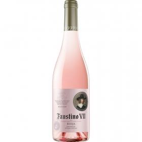 Vino D.O.C. Rioja rosado tempranillo Faustino VII 75 cl.