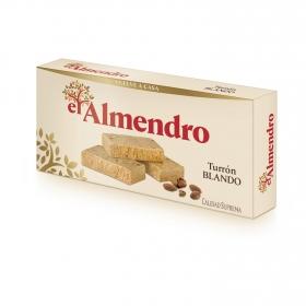 Turrón blando El Almendro 250 g.