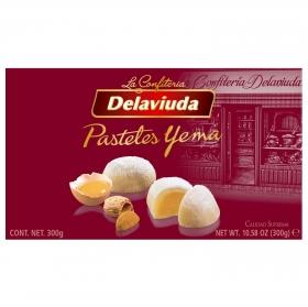 Pastel de yema Delaviuda 300 g.