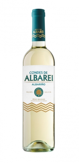 Condes De Albarei Blanco 2019