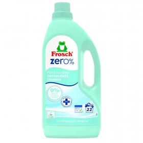 Detergente líquido pieles sensibles ecológico Frosch 22 lavados